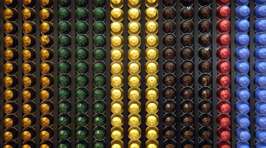 a5e06341 Kapselkaffe sælger stadig godt i Danmark, men Nestlé Danmark melder om  prispres på kaffebønner efter historisk lang tørke i Brasilien.  (Modelfoto/Colourbox)
