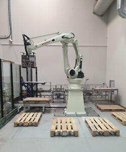 Robotpalletering har øget effektiviteten og sikret en stabil produktion hos førende producent af morgenmadsprodukter.