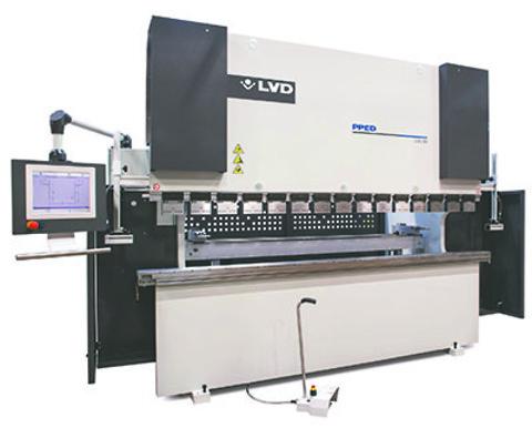 LVD introduserer PPED: En ny serie kantpresser
