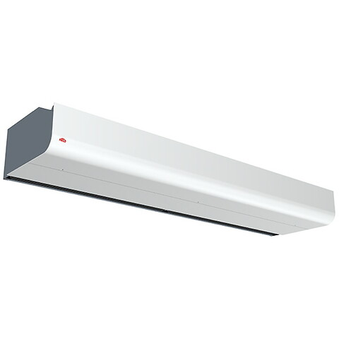 Frico PA3500 lufttæppe lufttæppe til kommercielle lokaler med intelligent styring fra Tempus Heat