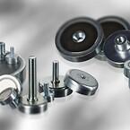 Pottemagneter indkapslede magneter magneter med gevind