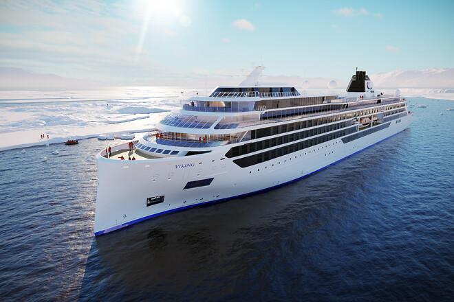 R. STAHL TRANBERG leverer til Viking Cruises