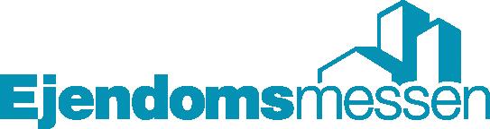 Ejendomsmessen logo blå