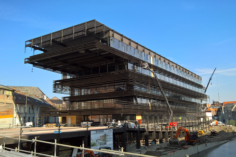 Lammhults Biblioteksdesign vinder storordre Wood Supply DK