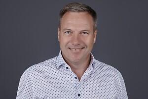 Carsten Brostrup, salgsdirektør i Condair A/S