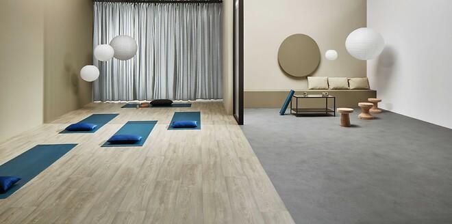 Eternal-kollektionen tæller nu også designs af naturmaterialer som træ, beton og marmor.