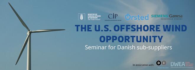 Store muligheder for danske virksomheder i den amerikanske offshore vindindustri