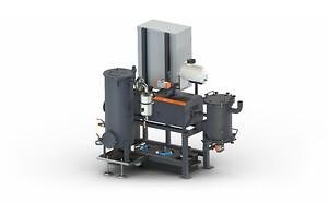 Den nye generation af Plastex vakuumsystemer til afgasning af ekstrudere, er klar til Industri 4.0