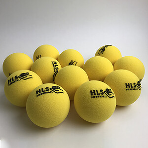 Skum tennisbolde med lyd
