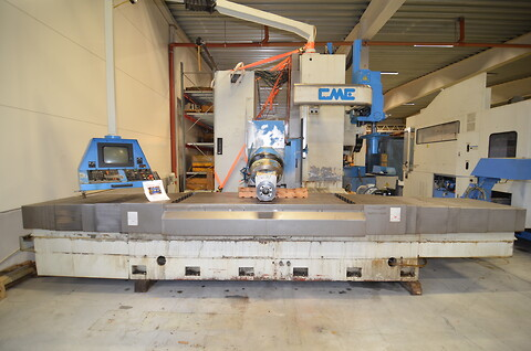 CME BF- 03 Milling Machine 1999