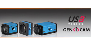 Recab: USB3 Vision Cameras -For Factory Automation, Quality Assurance & Inspection