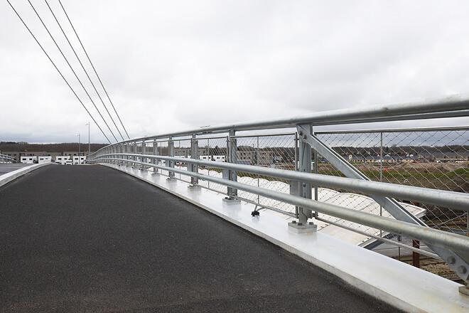 Brorækværk vartegn Høje-Taastrup