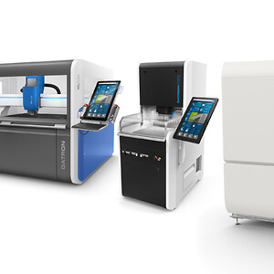 Innovative CNC-freser fra DATRON