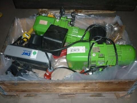 Brugte eltaljer købes og sælges