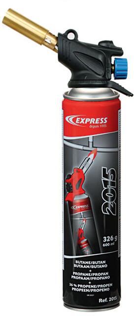 Gasbrændersæt 343 fra Express gas og Hajo Tool A/S