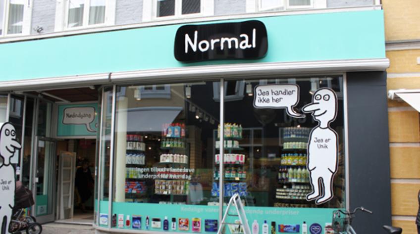 normal i horsens