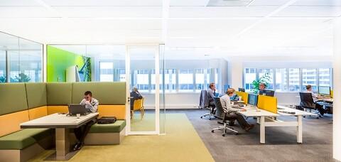 Ecophon akustikløsninger til kontor
