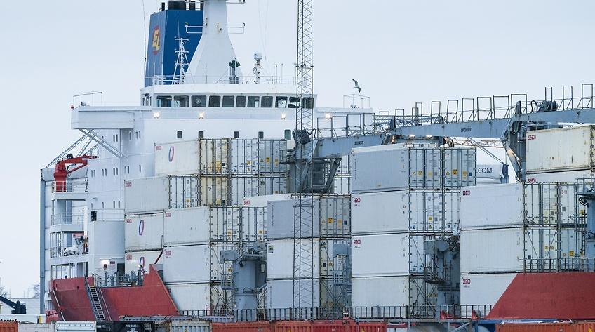 Samtlige søfolk fra kokain-skib ved Kalundborg er nu...