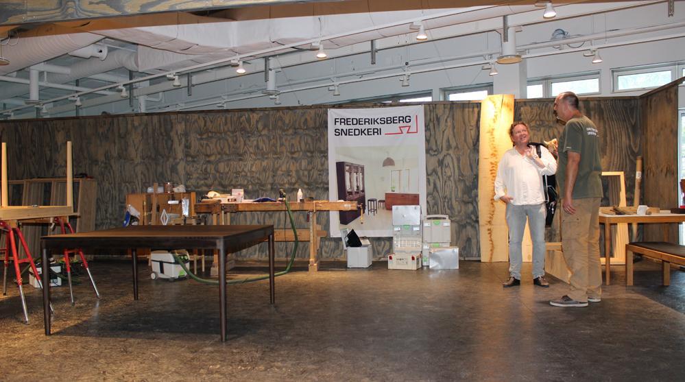 frederiksberg pleje danmark to knitrende