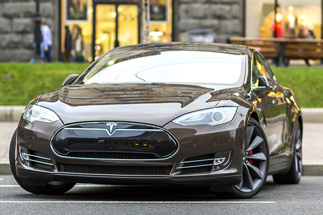 Triscan - 13 delar till Tesla modell S