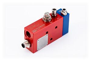 SMC to-trinsventil til mikromontage