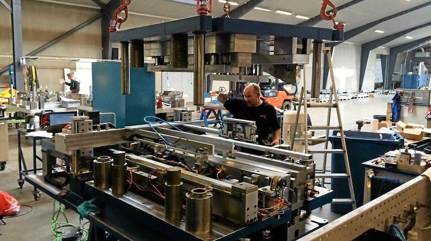Fynsk værktøjsmager har succes i Kina - Jern & Maskinindustrien