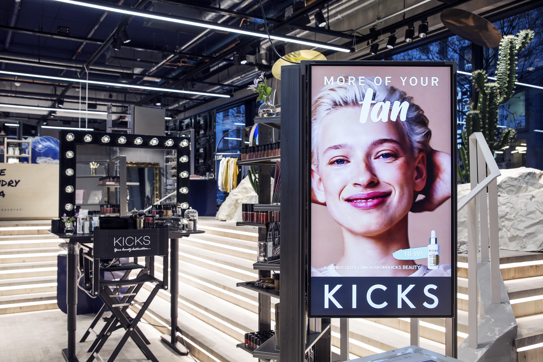 Kicks testar nytt affärskoncept - Dagens Handel 9ba242b20215c