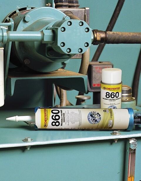 Utmerket pakning for girkasser, pumpehus, inspeksjonsluker og annet utstyr