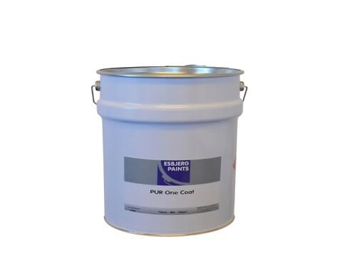 PUR-One Coat - PUR-One Coat er et 2-komponent produkt med fremragende forhold mellem pris og holdbarhed