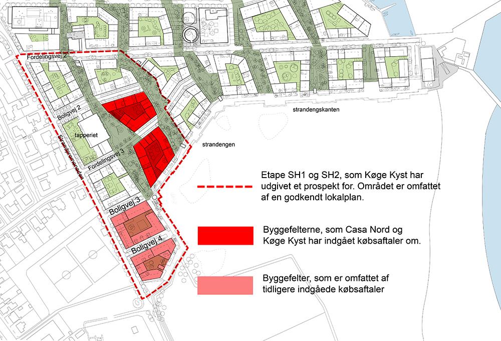 Godt Casa Nord opfører 110 boliger i Køge - Building Supply DK EX58