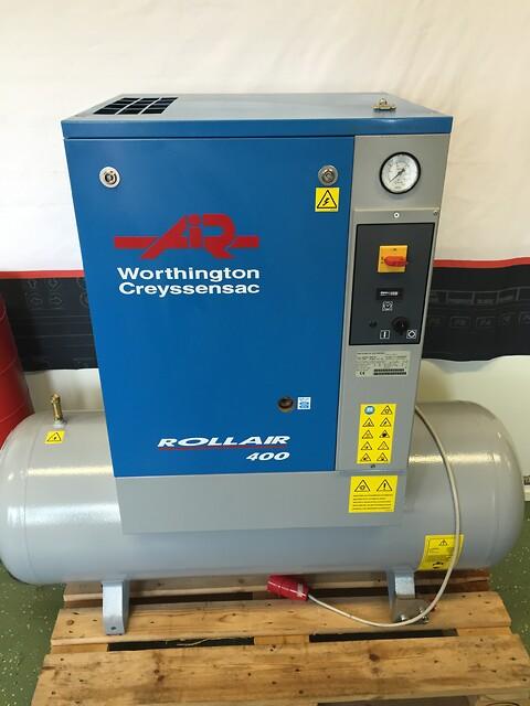 Worthington Rollair 400/200 2008
