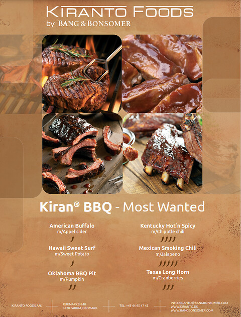 Kiran BBQ - Most Wanted