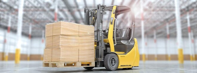 Fordon, logistik, materialhantering, automation, Balluff