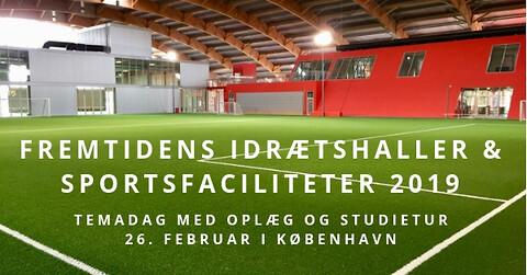 Fremtidens idrætshaller og sportsfaciliteter 2019