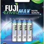 AAA-4 Digital Alkaline Card Mock