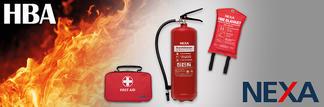Nexa brandsäkerhet