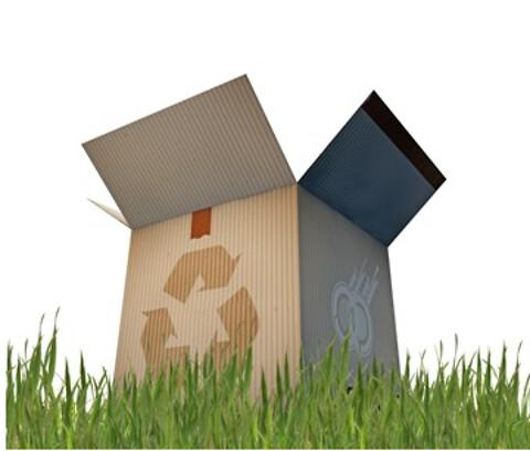 Fra NEXT BOARD® bølgepap skabes NEXT BOX® i vores produktion.