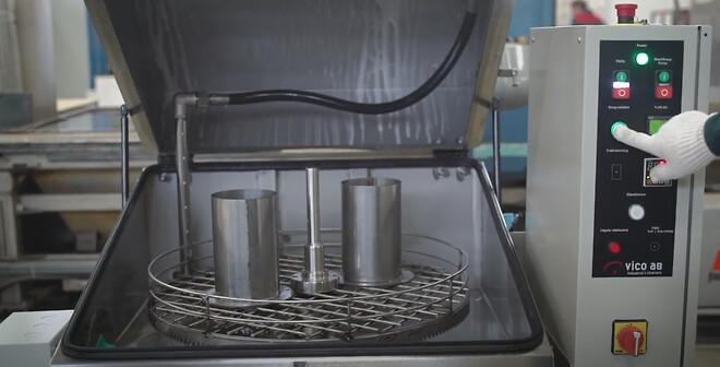 Service & underhåll tvätt