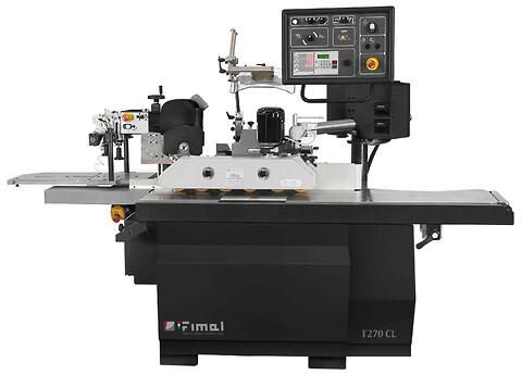 Fimal s.r.l. T270CL 2021 - Bordfræser til træ