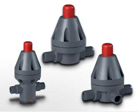 GEMÜ trykreguleringsventiler - pålidelige, fleksible og præcise