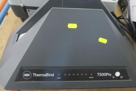 Indbindingsmaskine gbc thermabind T500Pro