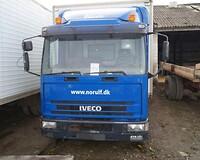 2a78d279c0e Lastbil Mærke Iveco transcargo 353703 km med alukasse (LxBxH) 560x253x238 cm