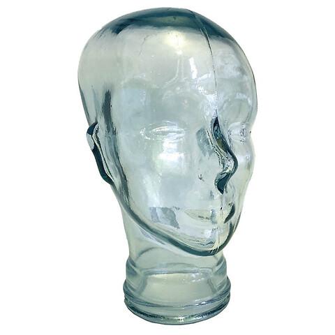 Glashoved, Hoved omkreds 55,5 cm