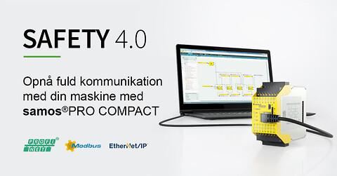 Wieland Electric's samos®PRO COMPACT gør kommunikationen med omverdenen let - Wieland Electric's samos®PRO COMPACT gør kommunikationen med omverdenen let