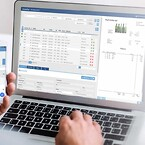 InvoiceFlow mobil og web