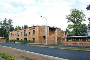 Norrgårdens förskola. Rättigheter: Knivsta Kommun.