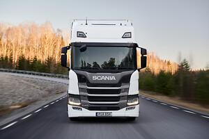Scania en av deltagarna på matchmakingen under Elmia Subcontractor Connect 2020 Fotograf: Gustav Lindh