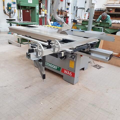 Altendorf WA6 1212 - Rundsav Thrane Maskiner ApS