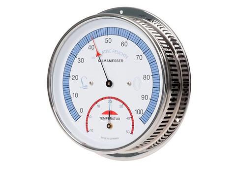 Termohygrometer 5048 - Hygro-termometer til præcis måling af luftfugtigheden.