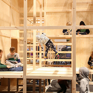 børnebyen, dansk arkitektur center, dac, adept, keflico, fsc